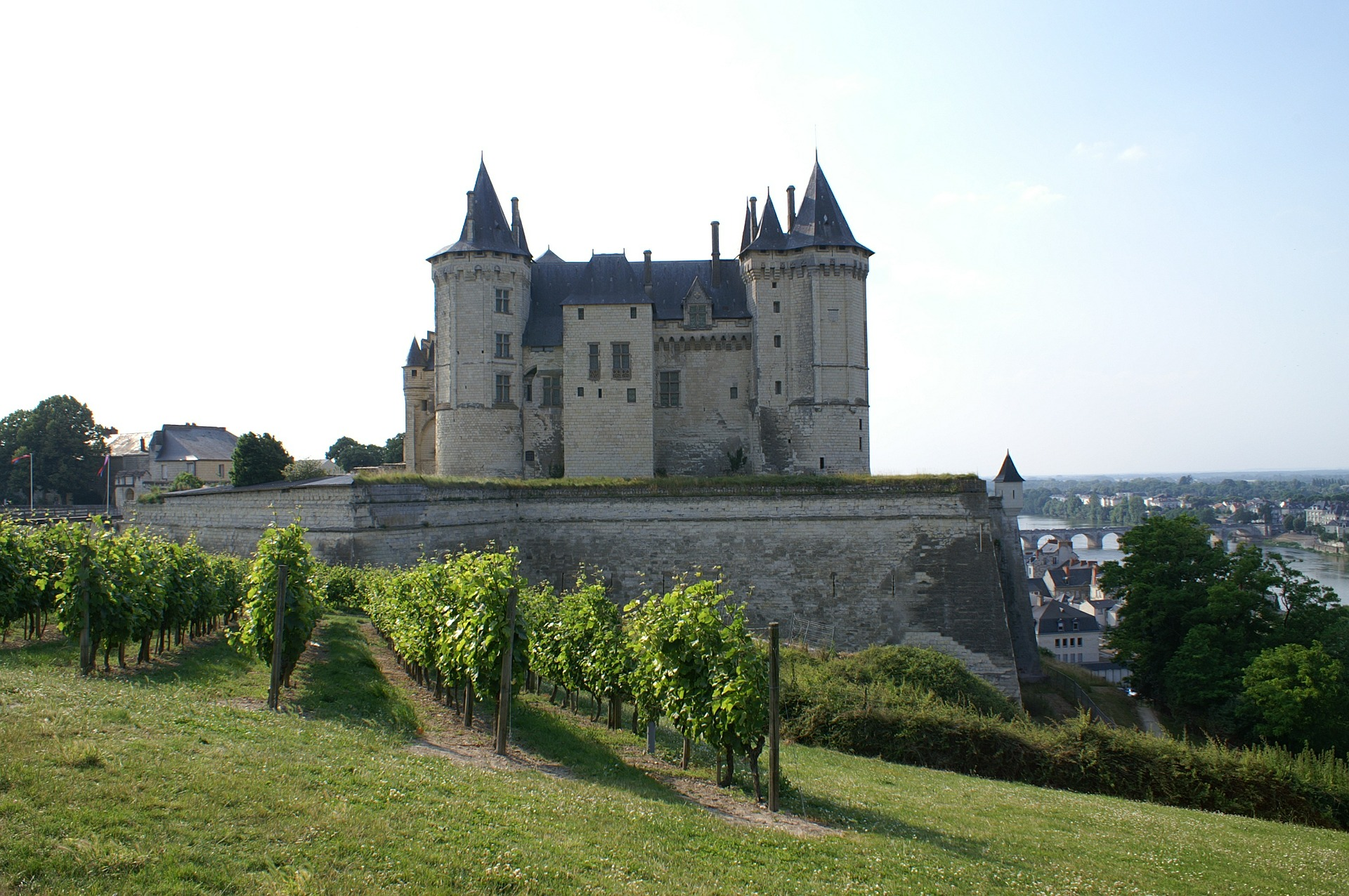 Chateau Saumur Pharmacie Orleans